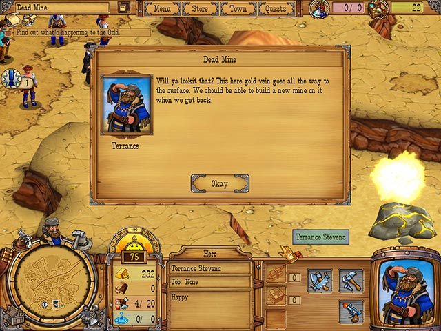 Play Westward 2 - Heroes of the Frontier