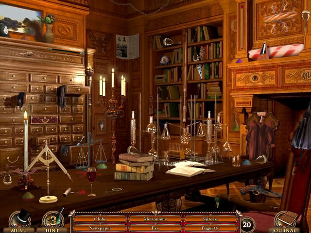 Play The Mysterious Case of Dr. Jekyll and Mr. Hyde