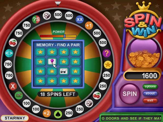Play Spin & Win