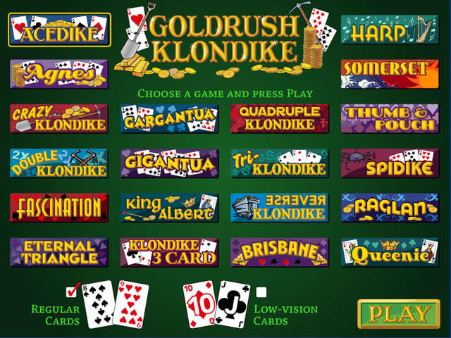 Play Gold Rush Klondike