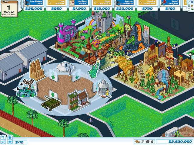 Play Hollywood Tycoon