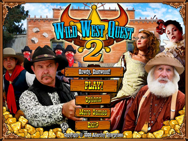 Play Wild West Quest 2
