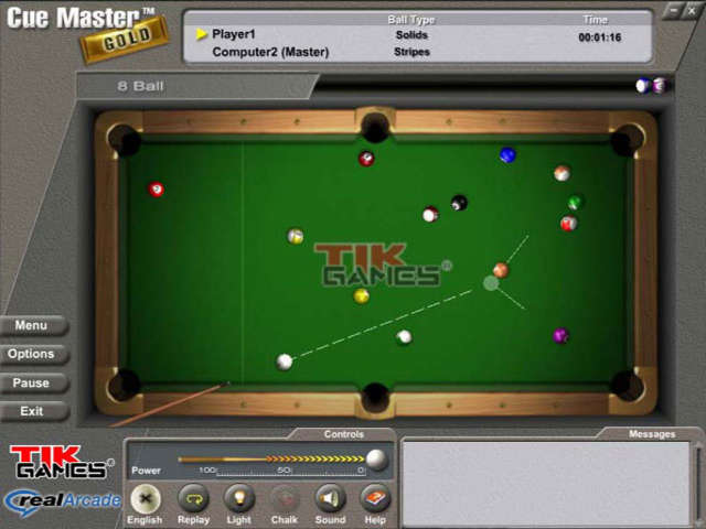 Play Cue Master Gold