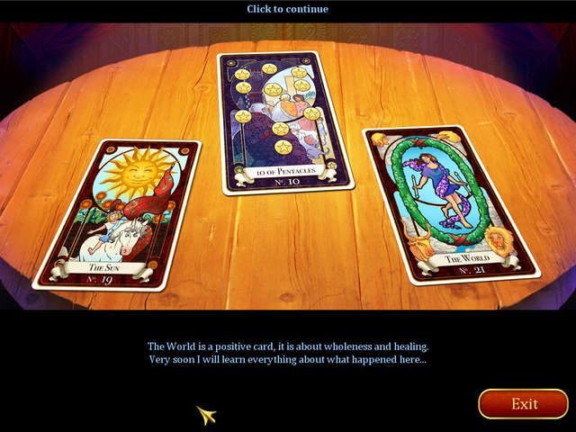 Play The Tarot's Misfortune