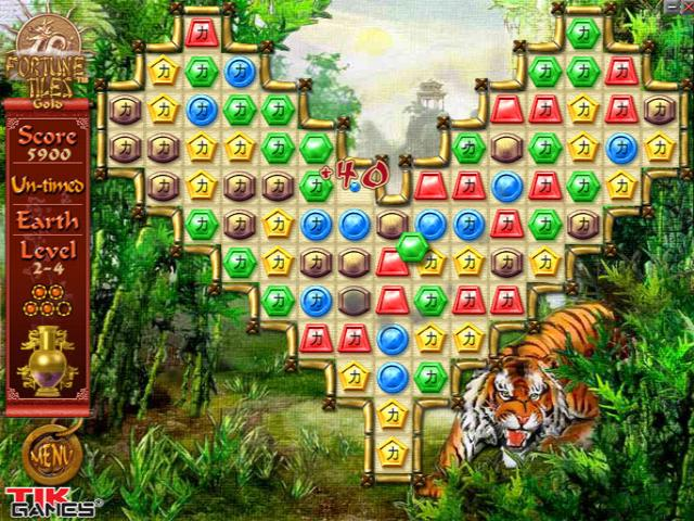 Play Fortune Tiles Gold