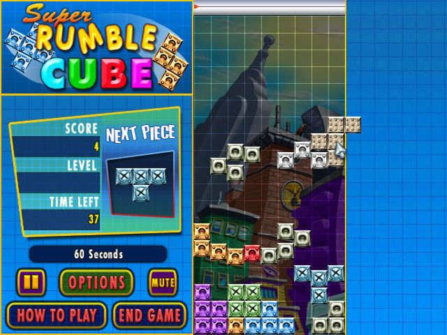 Play Rumble Cube