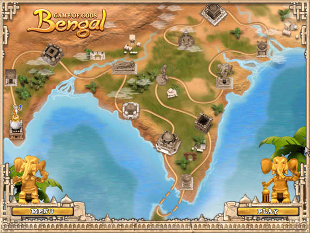 Play Bengal - Game Of Gods