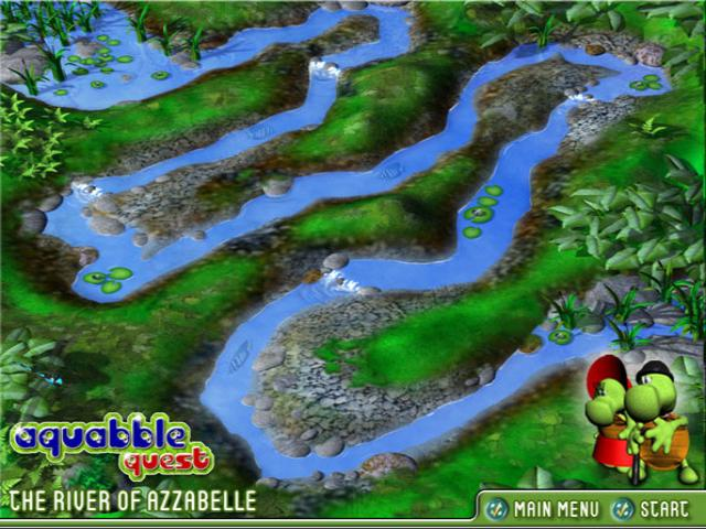 Play Aquabble Quest