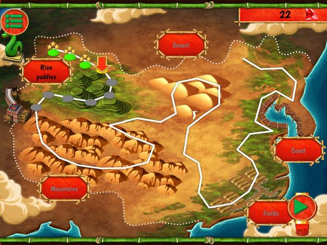 Play Monument Builders - Great Wall of China