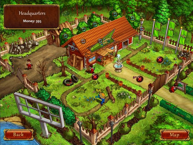 Gardens Inc. 2 - The Road to Fame Platinum Edition | GameHouse