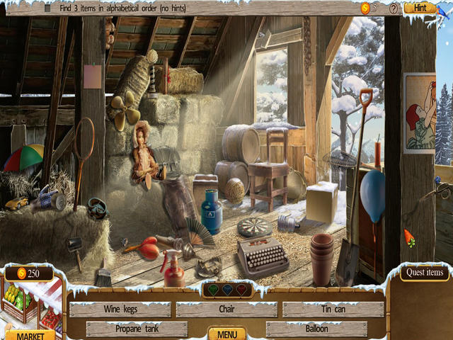 Play Farmington Tales 2 - Winter Crop