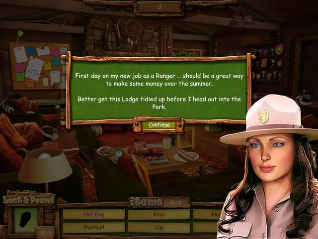 Play Vacation Adventures - Park Ranger