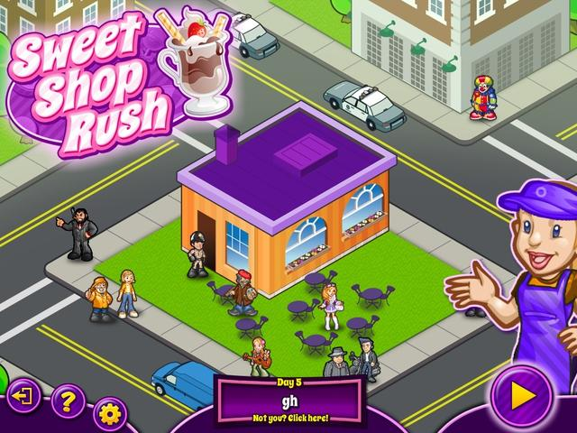 Play Sweet Shop Rush