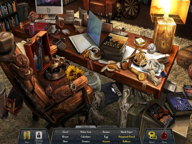 Haunted Legends: The Queen of Spades: big fish hidden object games download