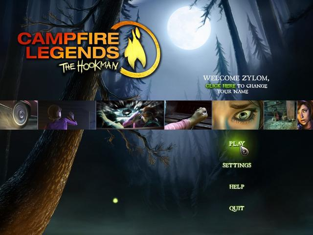 Play Campfire Legends - The Hookman