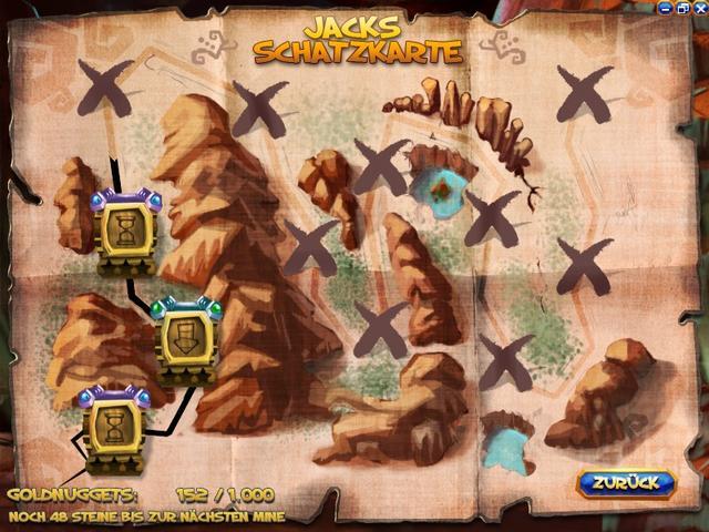 gold rush treasure hunt online spielen