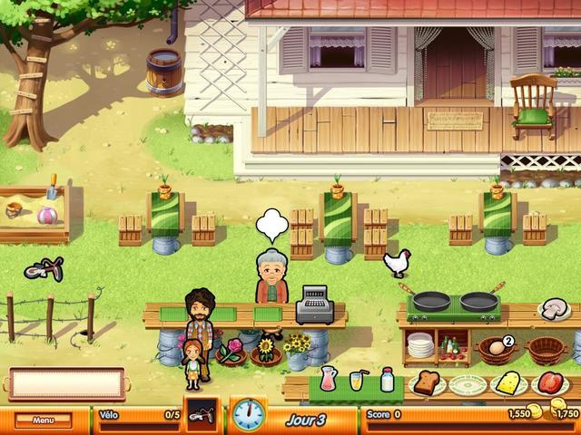 Jeux de cuisine les jeux de cuisine gratuits sont sur - Jeux gratuit de cuisine restaurant ...