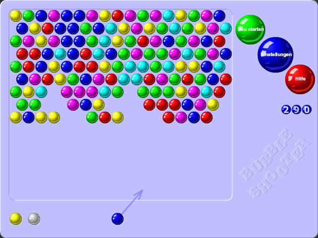gratis spielen bubble