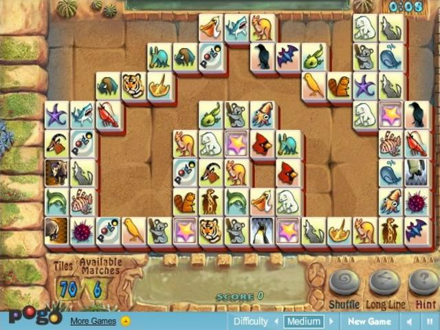 free games mahjong safari