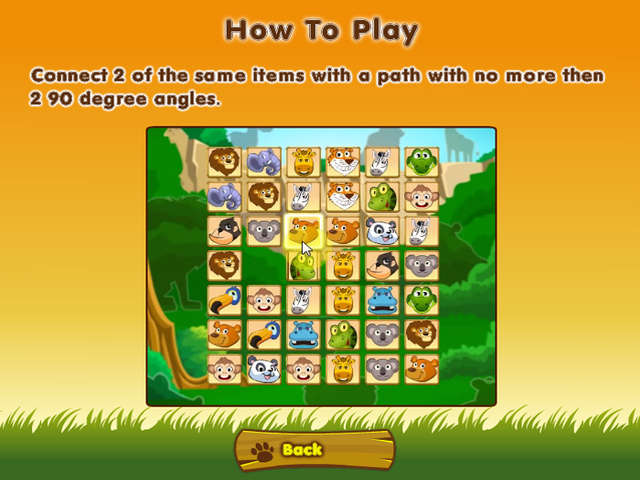 Play Animals Connect 2