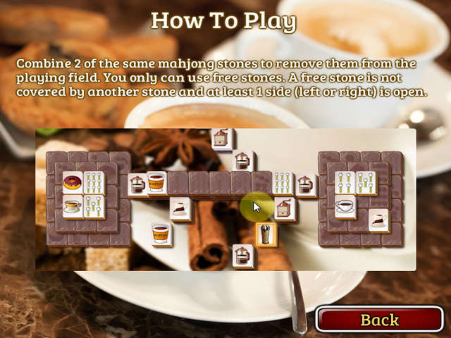 Play Coffee Mahjong