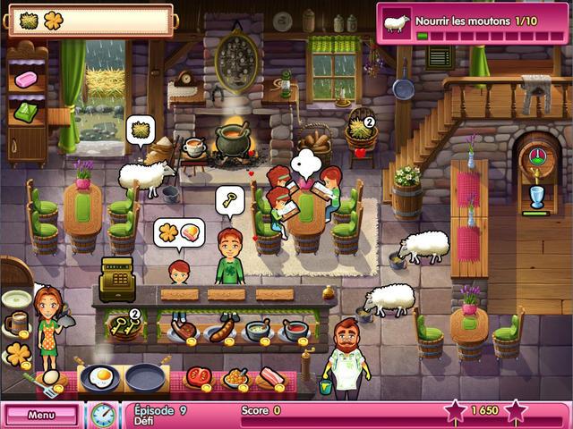 jouez à des jeux de cuisine sur zylom maintenant ! amusez-vous !