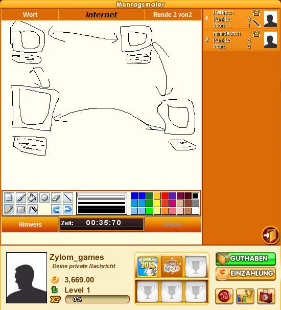 montagsmaler online multiplayer