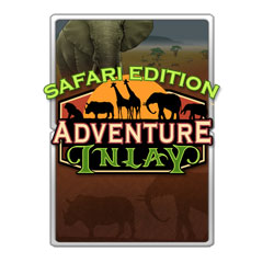 Adventure Inlay Safari Edition