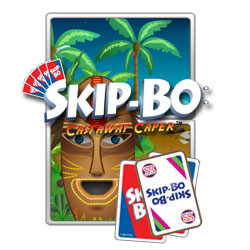 SKIP-BO Castaway Caper