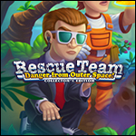 Rescue Team - Danger from Outer Space! Collector's Edition