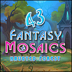 Fantasy Mosaics 43 - Haunted Forest
