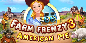 Farm Frenzy 3 - American Pie | GameHouse