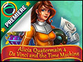 Alicia Quatermain 4 - Da Vinci and the Time Machine Deluxe