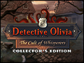 Detective Olivia - The Cult of Whisperers Deluxe