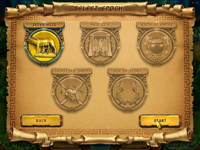 Скриншоты Колыбель Римской Империи - Колыбель Римской Империи.