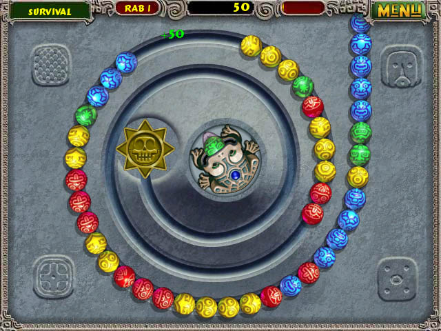 Bubble Shooter Zylom
