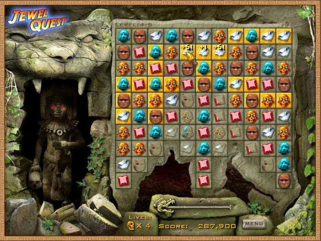 Jewel Quest Online Free Game GameHouse