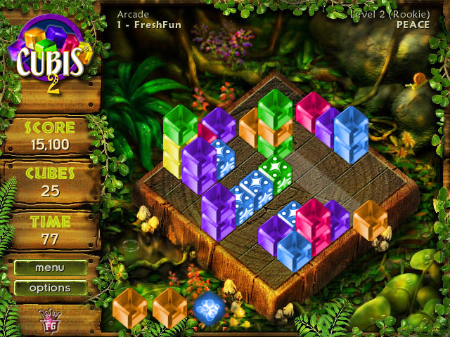 Play Cubis Free Online