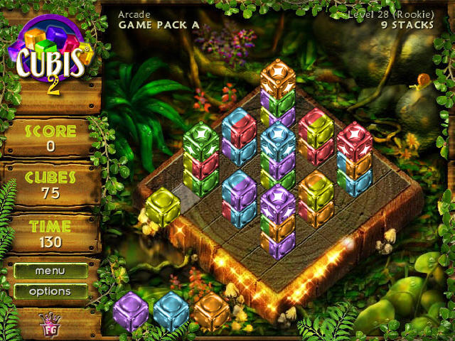 Cubis Gold 2 Online Free Game GameHouse