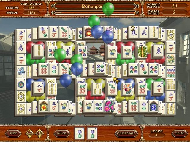 Gratisspiele Mahjong