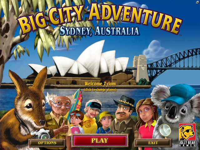 Big fish games big city adventure sydney australia