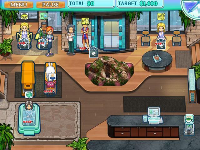 Download Spa Salon Games