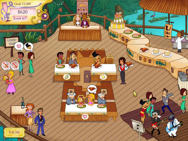 Party Planner - Full PreCracked - Foxy Games Free