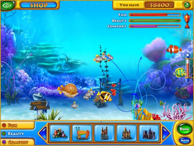 Free Aquarium Games | Create your own Aquarium | Online ...