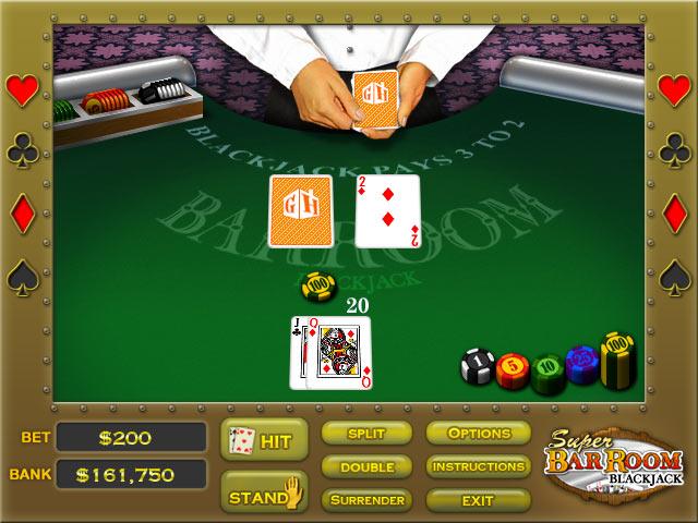 Play blackjack online 777