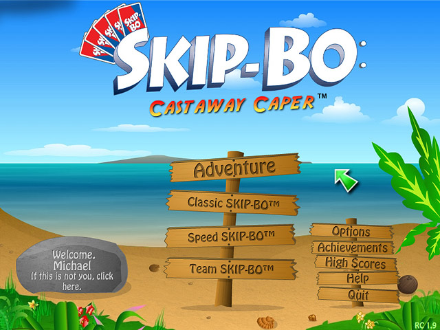 skip bo castaway caper vollversion