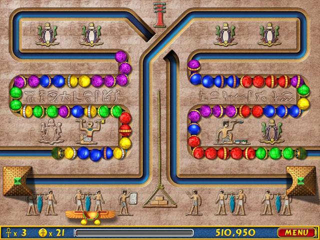 Play Luxor Online