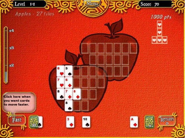 puzzle solitaire)