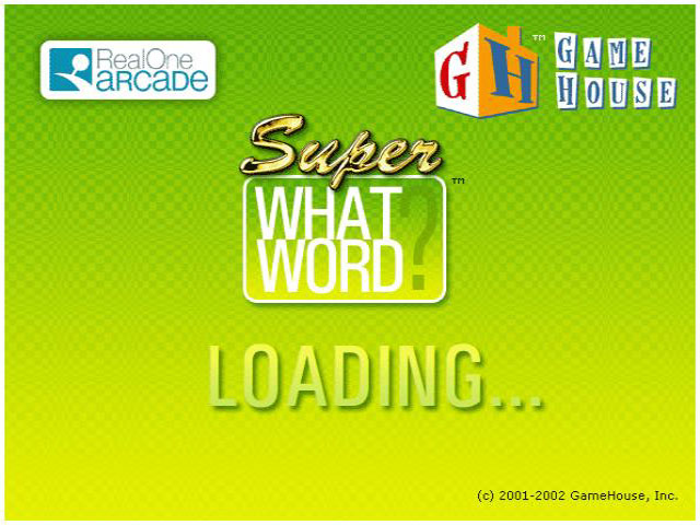 Word Games | GameHouse