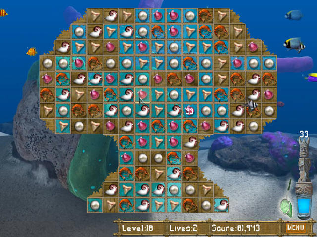 Play Big Kahuna Reef online on GamesGames